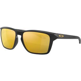 Oakley Sylas Gafas de Sol, negro/rojo